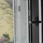 Einbruchschutz-Fensterscheibe