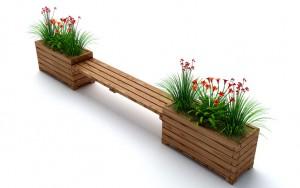 blumenk bel und pflanztr ge voll im trend bau fachwissen. Black Bedroom Furniture Sets. Home Design Ideas