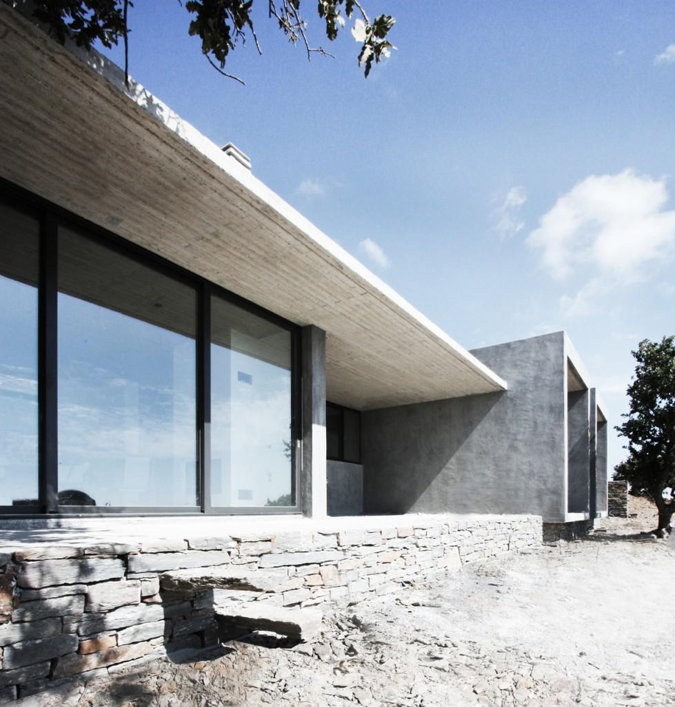 Zeitlos individuell und nachhaltig wohnen mit beton bau - Beton architektur ...