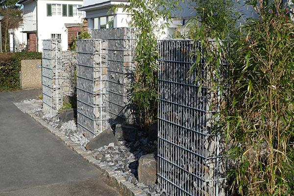 vorgartengestaltung mit steinen – rekem, Garten und Bauen