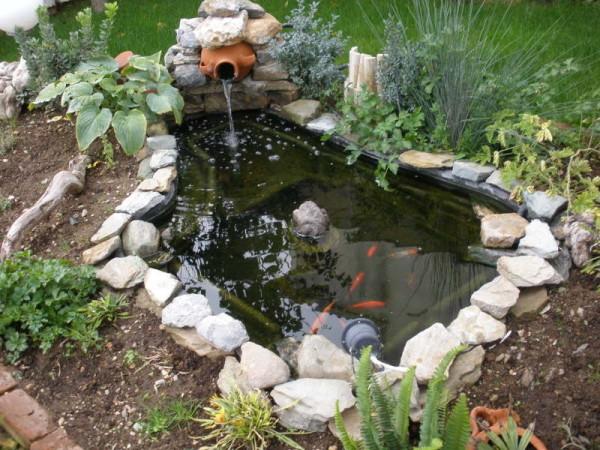 Fabelhaft Einen Gartenteich selber bauen | Bau-Fachwissen @UZ_46
